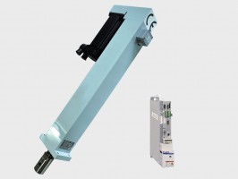 NCFK-R系列高性能电子伺服压机系统